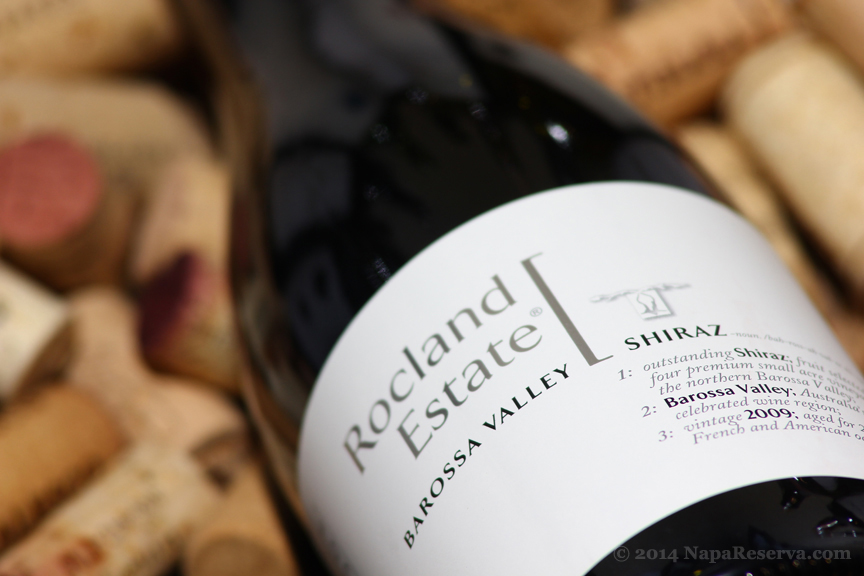 Rocland Estate Shiraz 2009 Barossa Valley, Australia