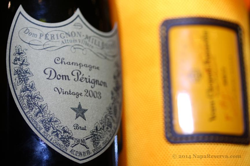 Dom Perignon Champagne 2003