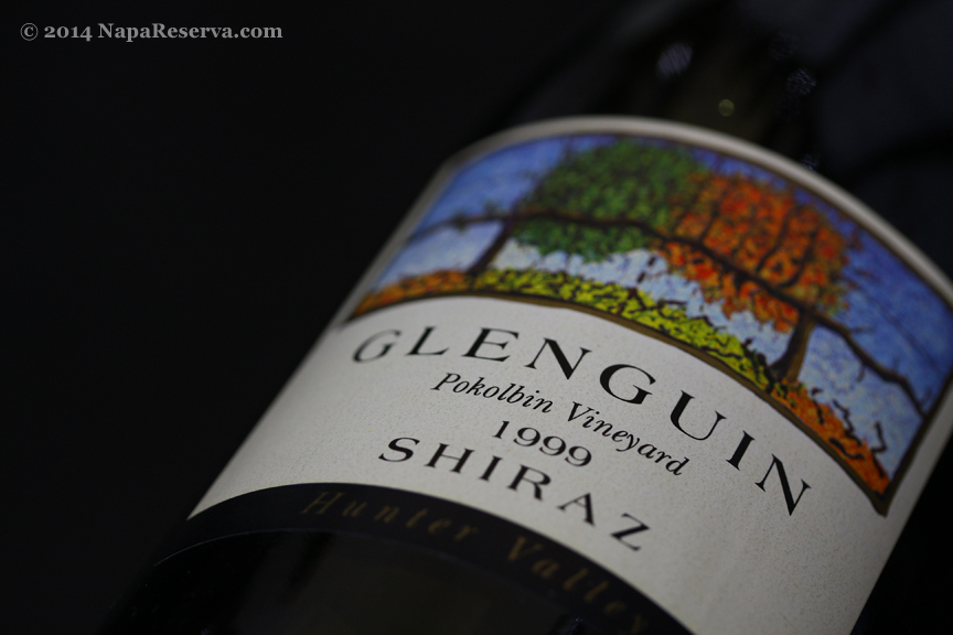 Glenguin Pokolbin Vineyard Shiraz 1999
