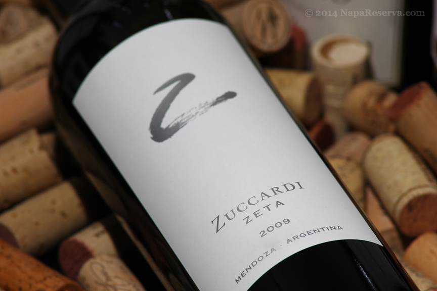 Zuccardi Zeta Mendoza Argentina 2009