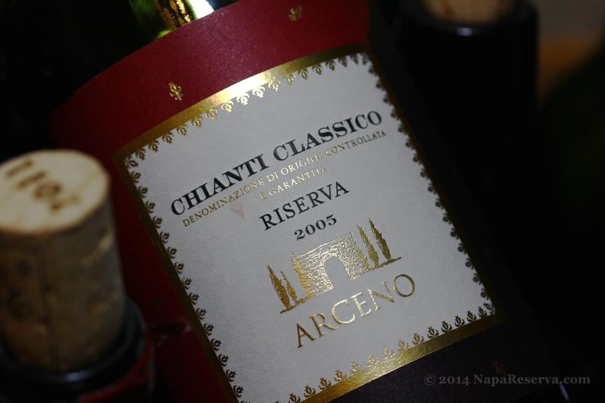 Chianti Classico Riserva 2005