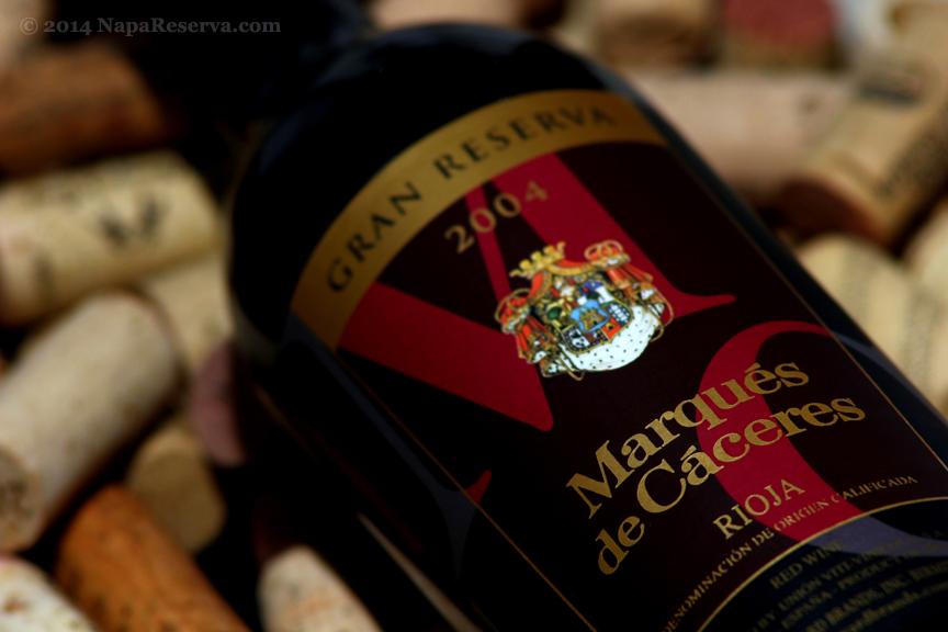 Marques de Caceres Gran Reserva Rioja Spain 2004