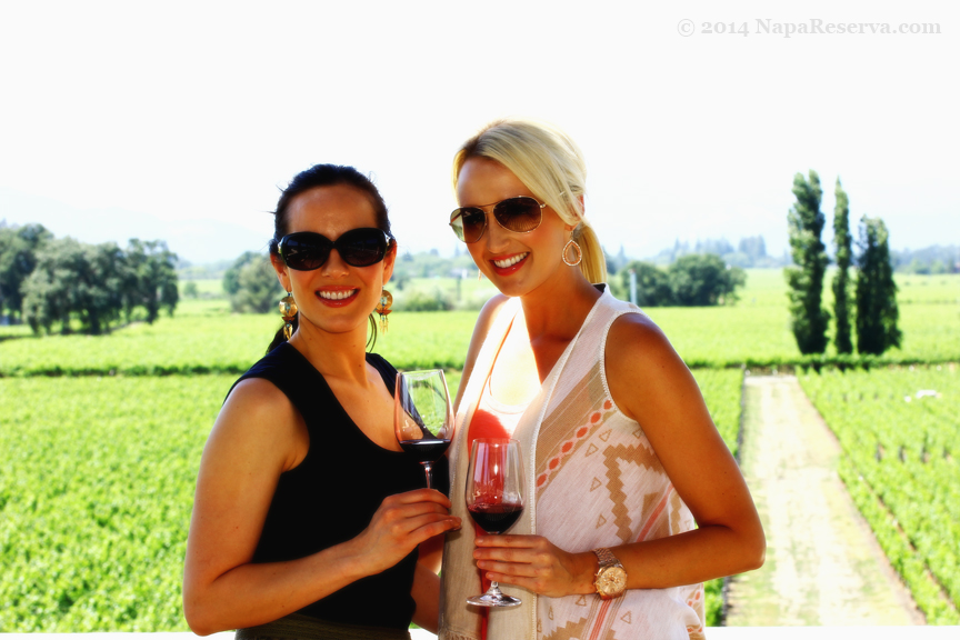 Opus One winery tasting