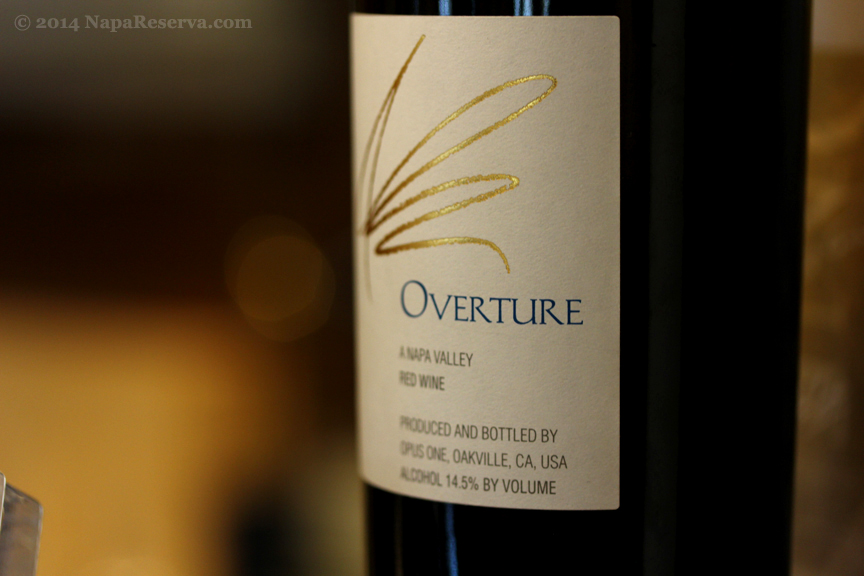 Overture Opus One Napa Valley Red wine