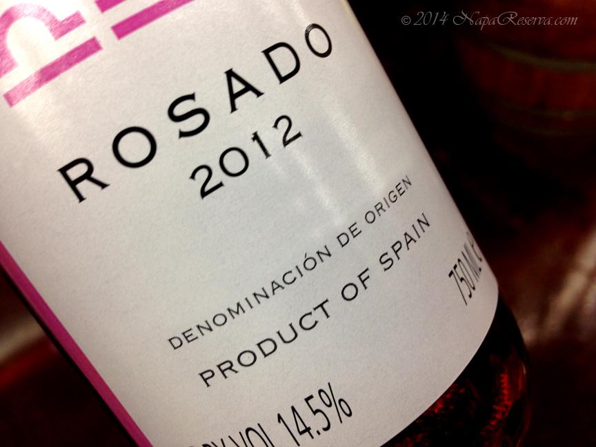 Rosado 2012 Navarra S