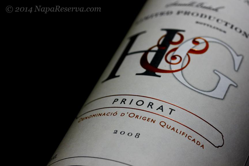 HG Priorat 2008