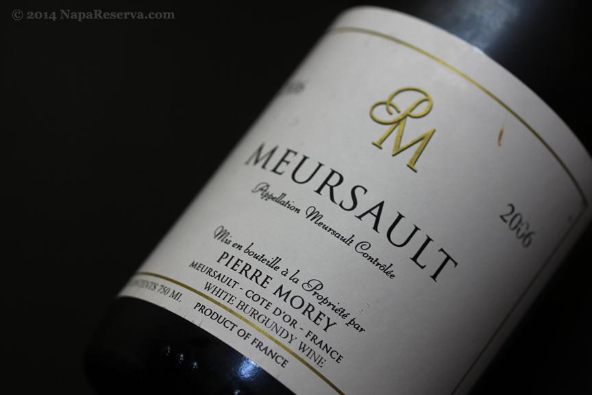 Pierre Morey 2006 Meursault Burgundy