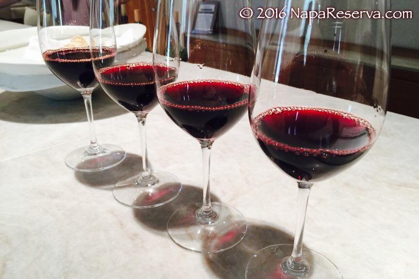 wine blind tasting